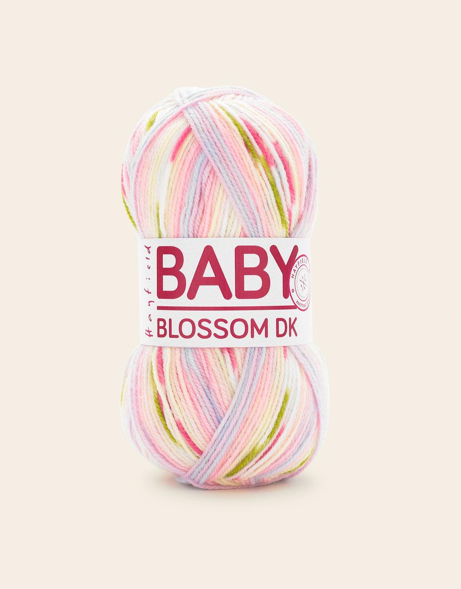 Sirdar Hayfield Baby Blossom DK Double Knit Knitting Yarn 100g Ball Wool