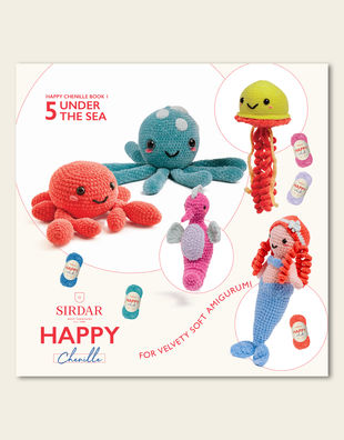 Happy chenille 01 under the sea 1