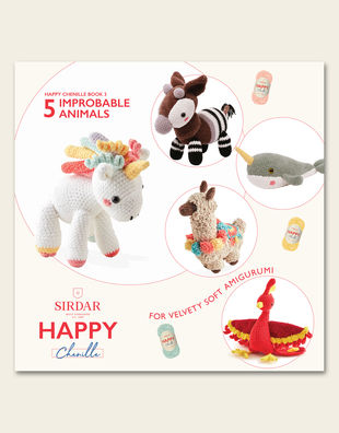 Happy chenille 03 improbable animals 1